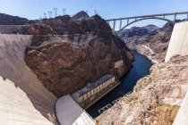 Hoover Dam; Arizona, United States of America — Stock Photo
