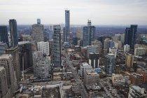 Centro di Toronto, Ontario — Foto stock