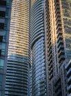 Grattacieli e edifici per uffici — Foto stock