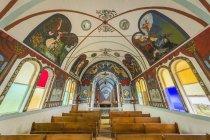 Kalapana Painted Church — Stock Photo