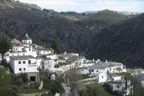 Село Busquistar в Ла Alpujarra — стокове фото