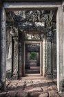 Храм Banteay Samre — стокове фото