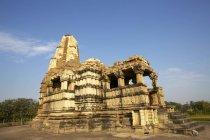 Храм Chandala Раджпутів — стокове фото
