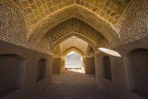 Pequena estrutura de adobe — Fotografia de Stock