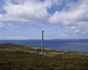 Wind Generator in Ireland — Stock Photo