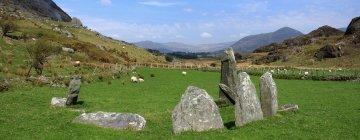 Lauragh, Ring Of Beara — Photo de stock