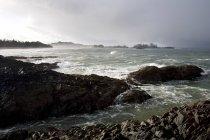 Sealine Beach Chestermans — Photo de stock