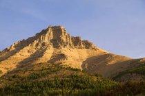 Picco di montagna, Alberta, Canada — Foto stock