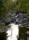 Elk Falls, British Columbia — Stock Photo