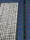 Gebäude in der Innenstadt, Hongkong, China — Stockfoto