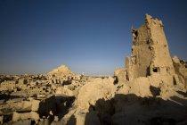 Fortezza di Shali del secolo — Foto stock