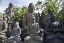 Bali Statues Nusa Dua — Photo de stock