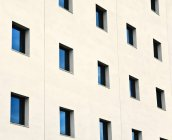 Windows In Office Building — Stock Photo
