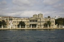 Museum Of Fine Arts On The Dolmabahce Palace — Stock Photo