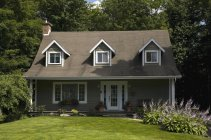 Casa, Quebec, Canadá — Fotografia de Stock