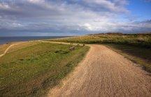Estrada rural, South Shields — Fotografia de Stock