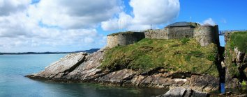 Fort Dunree, Lough Swilly — Foto stock