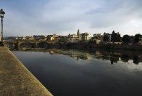 Vista de Florença, Itália — Fotografia de Stock
