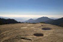 Горы Сьерра-Невады — стоковое фото