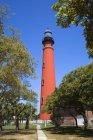Ponce Inlet Lighthouse, Daytona Beach — Fotografia de Stock
