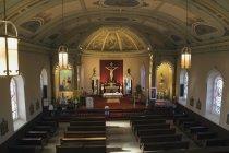 Francois-де Саль церковь — стоковое фото