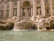 Fontana di Trevi, Roma — Foto stock