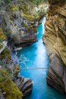 Berg-River-Canyon Outlet — Stockfoto