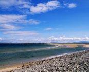 Ligne de la plage de Doogort — Photo de stock