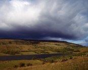 Scenic landscape of West Cavan — Stock Photo