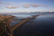 Homer Spit ; Homer, Alaska, États-Unis d'Amérique — Photo de stock
