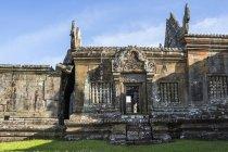 Gopura III, Preah Vihear Temple; Preah Vihear, Cambodia — Stock Photo