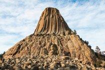 Чорти башта національним пам'ятником; Вайомінг, Сполучені Штати Америки — стокове фото
