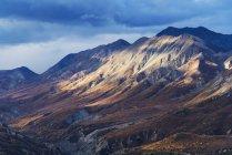 Vista maestosa delle montagne di San Elia del Kluane National Park and Reserve, Haines Junction, Yukon, Canada — Foto stock