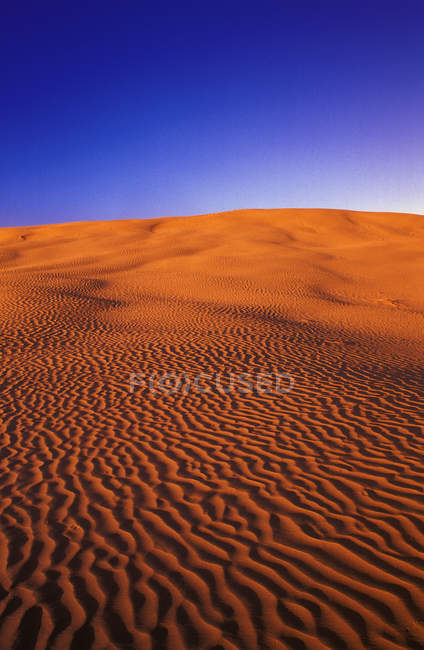 Ripples In The Sand — Stock Photo