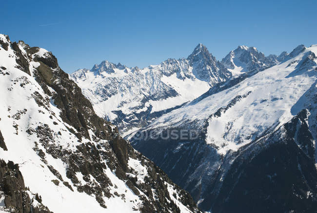 View of french alps chamonix mont blanc rhone alpes france stock view of french alps chamonix mont blanc rhone alpes france stock photos thecheapjerseys Image collections