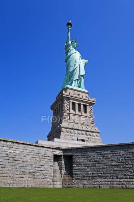 Estatua de la Libertad, Nueva York - foto de stock