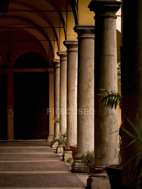 Piliers, Rome, Italie — Photo de stock