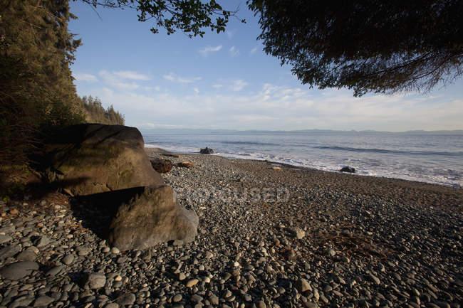 Seashore during daytime — Stock Photo