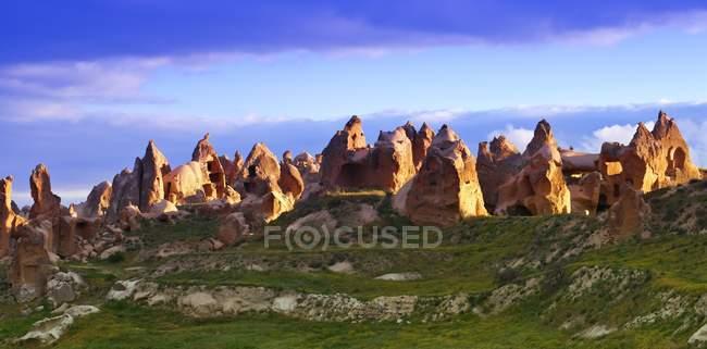 Fata Camino Formazioni rocciose — Foto stock