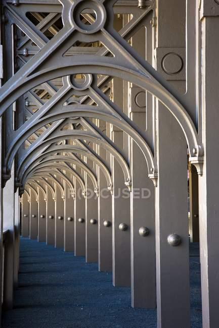 Architectural Interior, Newcastle Upon Tyne, — Stock Photo