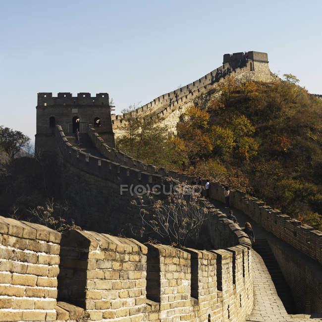 Grande muraille de Chine — Photo de stock
