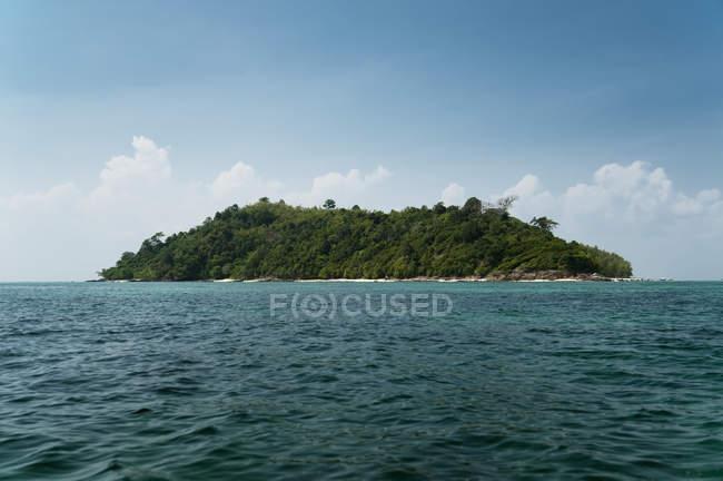 Mückeninsel; phi phi Inseln — Stockfoto