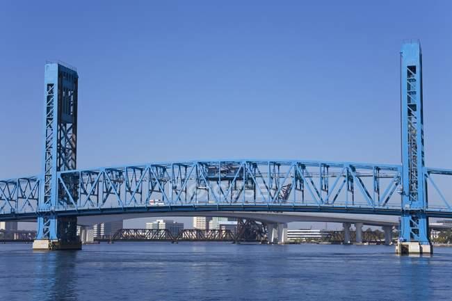 Main Street Bridge — Foto stock