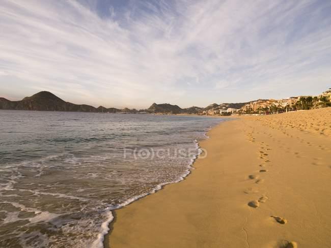 Sandstrand, cabo san lucas, mexiko — Stockfoto