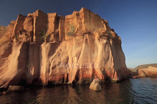 Остров Эспириту-Сантос — стоковое фото