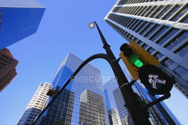 Calle Luz Centro - foto de stock