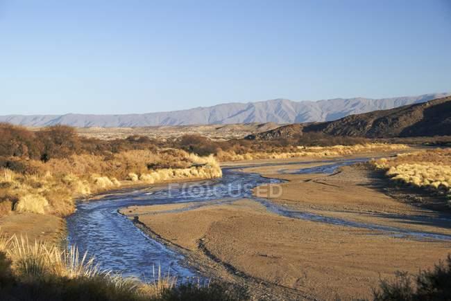 Landschaft von außen Cafayate — Stockfoto