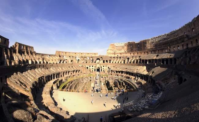 Колізей, Рим Італія — стокове фото