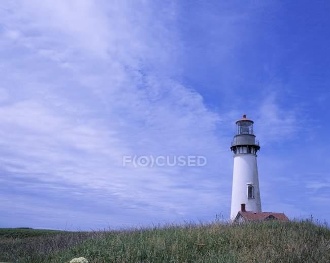 Faro di Yaquina Head — Foto stock