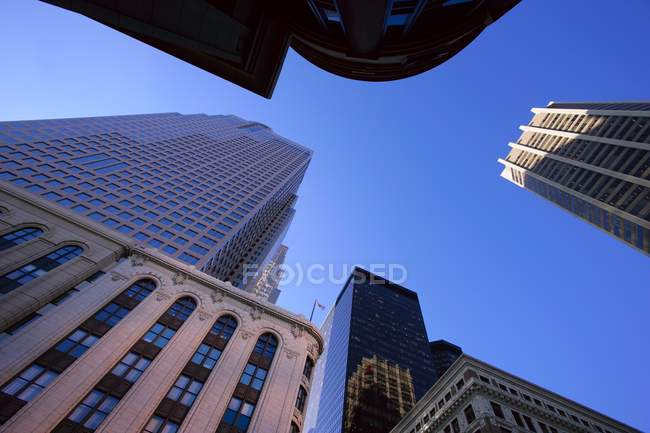 High Rise Buildings — Stock Photo